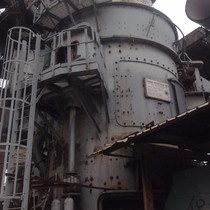 GEBR PFEIFFER VERTICAL ROLLER MILL MPS 3570 B 德国进口水泥立式滚磨机